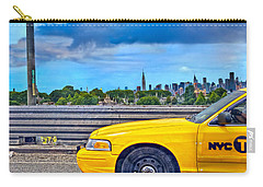 Big Yellow Taxi Carry-all Pouch