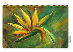 Bird Of Paradise 88 Carry-all Pouch