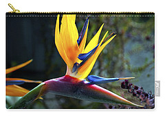 Bird Of Paradise Carry-all Pouch by Patricia Griffin Brett
