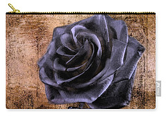Black Rose Eternal   Carry-all Pouch