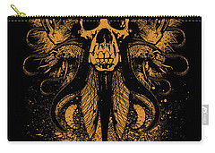 Bleed The Chimp Carry-all Pouch
