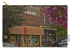 Blind Georges And Laughing Clam On G Street In Grants Pass Carry-all Pouch