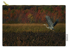 Blue Heron Mud Pond Dublin Carry-all Pouch