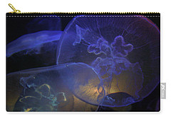 Blue Jelly Dream Carry-all Pouch