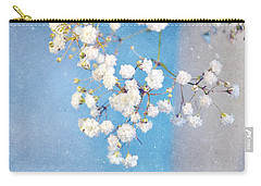 Blue Morning Carry-all Pouch by Lyn Randle