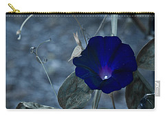 Blue Petunia 2 Carry-all Pouch