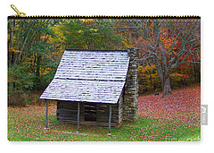 Blue Ridge Cabin Carry-all Pouch
