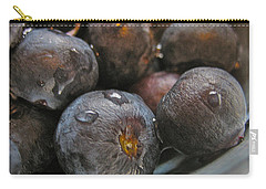 Carry-all Pouch featuring the photograph Blueberries  by Bill Owen