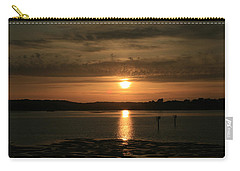Bodega Bay Sunset II Carry-all Pouch