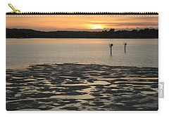 Bodega Bay Sunset Carry-all Pouch