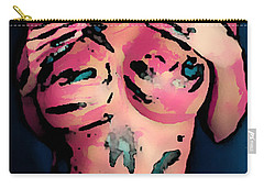 Body Paint Lll Carry-all Pouch