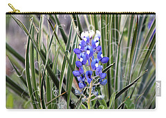 Bonnet Spines Carry-all Pouch by Alycia Christine