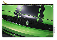 Carry-all Pouch featuring the photograph Boss 302 Ford Mustang by Gordon Dean II