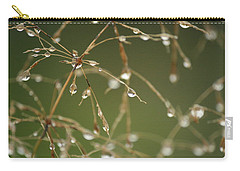 Branches Of Dew Carry-all Pouch