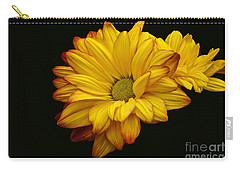 Bright And Brassy Carry-all Pouch