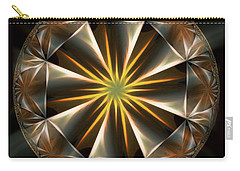 Bright Star Carry-all Pouch by Danuta Bennett