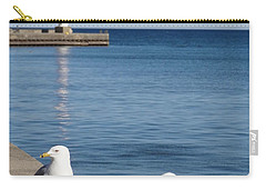 Bronte Lighthouse Gulls Carry-all Pouch