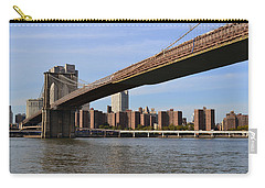 Brooklyn Bridge1 Carry-all Pouch