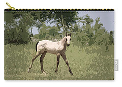 Buckskin Pony Carry-all Pouch