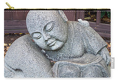 Buddha Carry-all Pouch by Chalet Roome-Rigdon