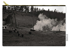 Buffalo Apocalypse  Carry-all Pouch