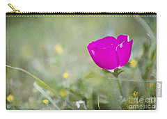 Buffalo Rose Carry-all Pouch
