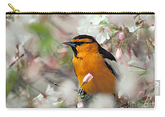 Bullock's Oriole Carry-all Pouch