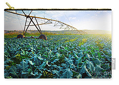 Cabbage Growth Carry-all Pouch by Carlos Caetano