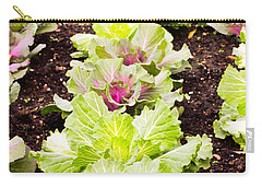 Cabbages Carry-all Pouch by Tom Gowanlock
