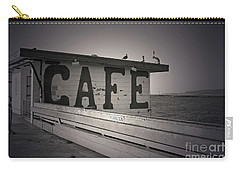 Cafe On The Pier Carry-all Pouch