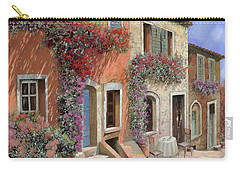 Caffe Sulla Discesa Carry-all Pouch