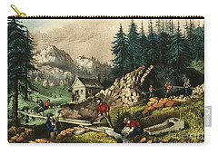 California Gold Mining Carry-all Pouch
