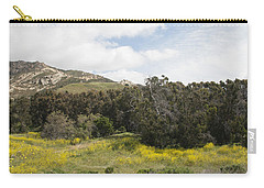 California Hillside View IIi Carry-all Pouch