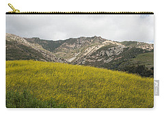 California Hillside View V Carry-all Pouch