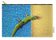 Can You See Me Now Carry-all Pouch by Patricia Griffin Brett
