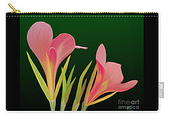Canna Lilly Whimsy Carry-all Pouch