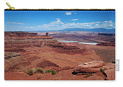 Canyonlands Carry-all Pouch by Dany Lison