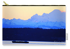 Washington Puget Sound Cascade Waterway Carry-all Pouch