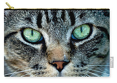Cat Face Carry-all Pouch