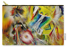 Carry-all Pouch featuring the photograph Celebration Of Nations by Vicki Pelham