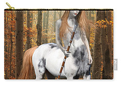 Centaur Series Autumn Walk Carry-all Pouch by Nikki Marie Smith