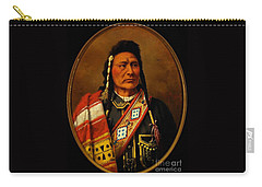 Chief Joseph Carry-all Pouch by Pg Reproductions