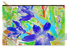Chionodoxa Carry-all Pouch