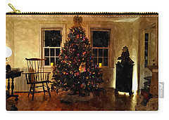 Christmas Past Cpwc Carry-all Pouch by Jim Brage