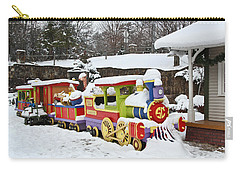 Christmas Train Carry-all Pouch