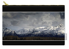 Chugach Mountains Carry-all Pouch