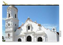 Church Of Nata De Los Caballeros Carry-all Pouch