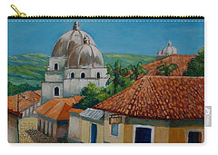 Church Of Pespire In Honduras Carry-all Pouch