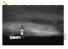 Church Shining Bright Carry-all Pouch