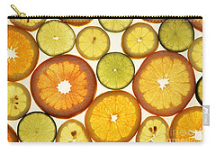 Citrus Slices Carry-all Pouch by Photo Researchers